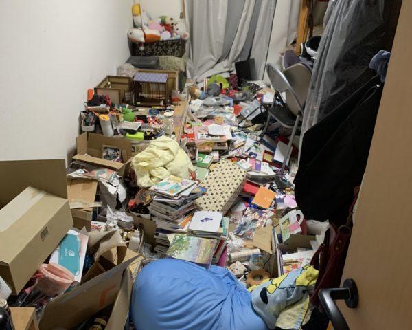 東京都目黒区にて近所にバレないようお片付け!